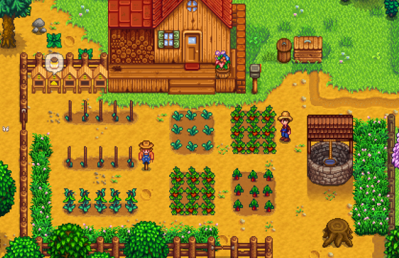Acquire the access for stardew valley games through online