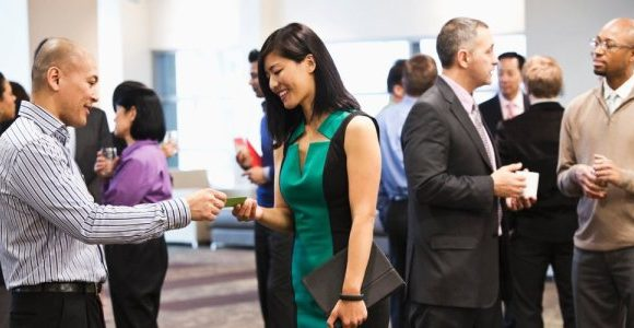 Use the professional service for enhancing the networking event