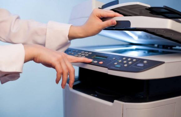 What are the benefits of renting a photocopier?